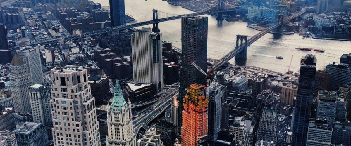 Manhattan Skycrapper